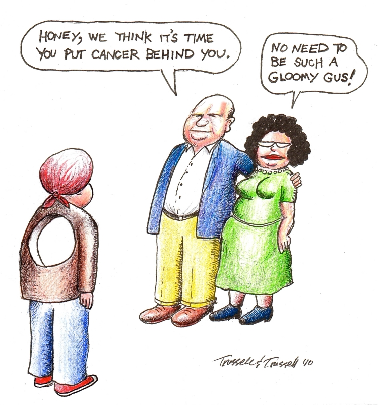 Image result for cancer cartoons